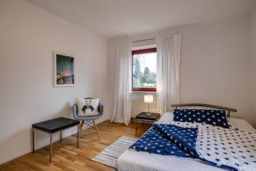 Furnished 1.5- apartment  München Trudering