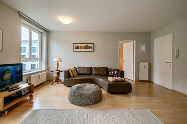 Munich-Maxvorstadt, Museum quarter: Beautifully furnished 2-room apartment