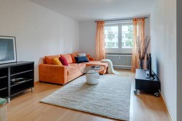 Near Sendlinger Tor: Beautiful, furnished 3-room apartment