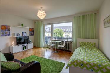 ONLY FOR CORPORATE CLIENTS- Prime location 1-room apartment in Munich Schwabing/Maxvorstadt