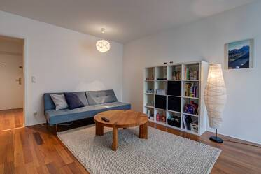 Prime location in the Gärtnerplatzviertel, near Marienplatz: Modern 2-room apartment with WLAN