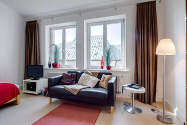 Modern apartment in prime location in Lehel