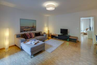 Beautifully furnished 2- apartment  München Ludwigsvorstadt