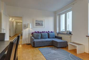 Beautifully furnished 2- apartment  München Schwabing