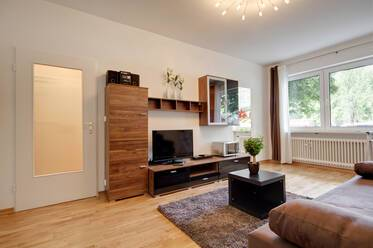 Modern and beautifully funished apartment in Neuhausen