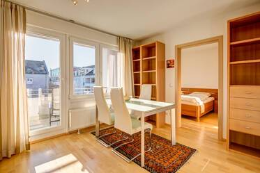 Nicely furnished 2- apartment  München Trudering