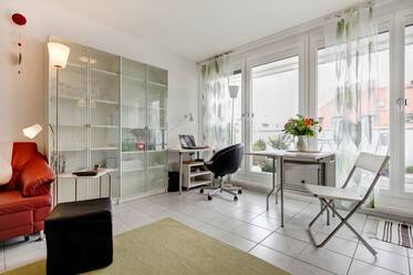 Nicely furnished 1.5-room apartment in Munich Au-Haidhausen