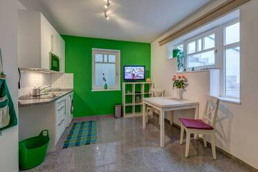 Souterrain apartment in the north-east of Munich