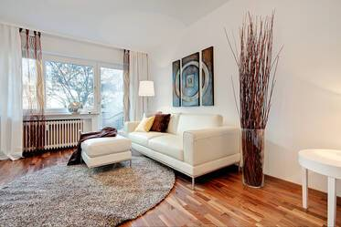 Beautifully furnished 1-room apartment in Munich Schwabing