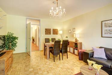 Beautifully furnished 3-room apartment in Munich Neuhausen