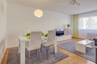 Beautifully furnished 2-room apartment in Munich Obergiesing