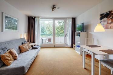 Beautiful 1-room-apartment in Munich-Mittersendling