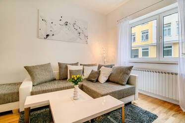 Nicely furnished 2- apartment  München Westend