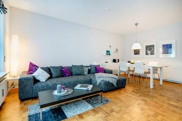 Apartment in Lehel, 5 minutes from the U-Bahn