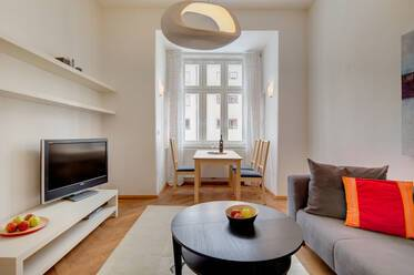 Quiet, charming 2-room apartment with good floorplan in beautiful neighborhood Munich-Au