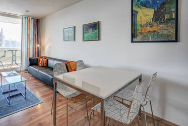 Nicely furnished 1.5- apartment  München Olympiazentrum