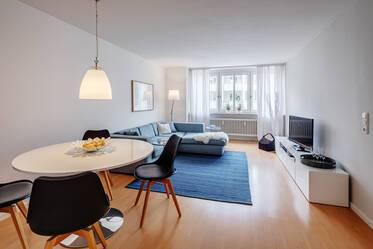 Beautifully furnished apartment  Isarvorstadt