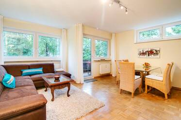 Beautifully furnished 1.5-room apartment in Starnberg