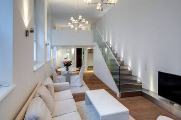 Modern luxury apartment in a great location near Josephsplatz