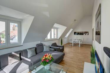 Bright and welcoming premium apartment in Haidhausen