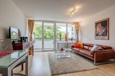 Germering: very nice apartment with internet and balcony