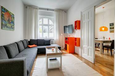 Beautifully furnished 3- apartment  München Au-Haidhausen