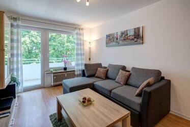 Beautifully furnished apartment  Sendling