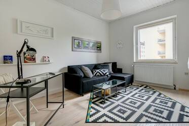 Nicely furnished apartment in Sendling