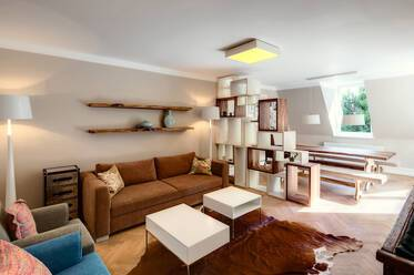Modern premium apartment in Schwabing near the English Garden