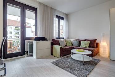 Beautifully furnished 1- apartment  München Lehel