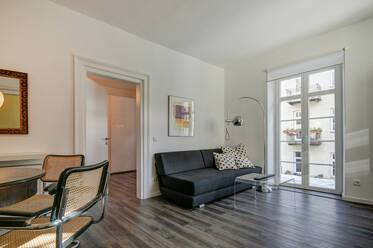 Beautifully Furnished 2 Room Apartment In Munich Isarvorstadt