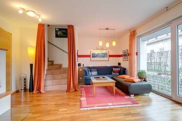 Ottobrunn: nicely furnished 5-room house with internet and garage