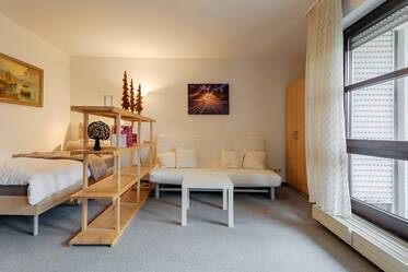 Very attractively furnished 1- studio  München Obersendling