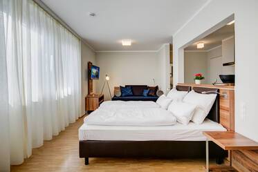 Spacious 1-room apartment, near S-Bahn Ismaning