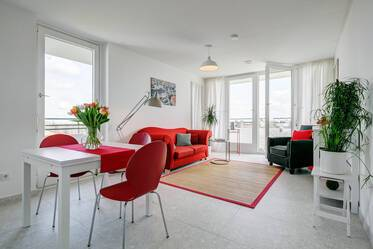 Directly at the Ostpark - Apartment with high-speed internet