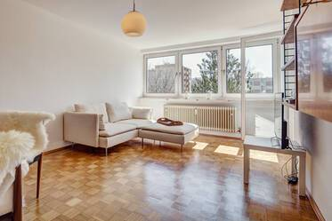 Pretty apartment in Parkstadt Solln