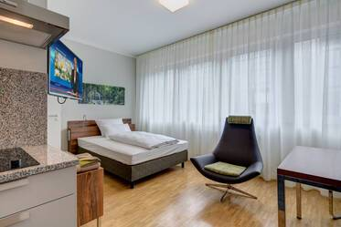 Fully equipped apartment in Ismaning