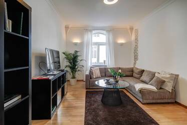 Quiet location in Haidhausen: Beautiful, bright 2-room apartment