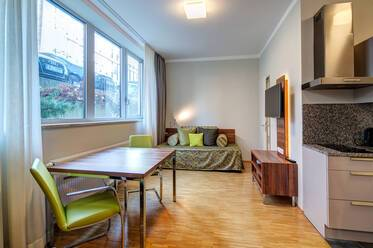Modernly furnished studio apartment in Ismaning