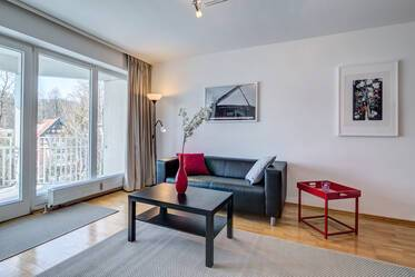 2-room apartment in exclusive location near the Isar