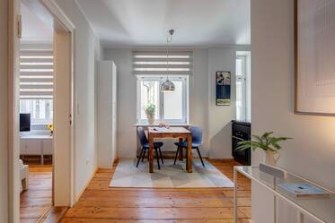 Stylish apartment in the Dreimühlenviertel