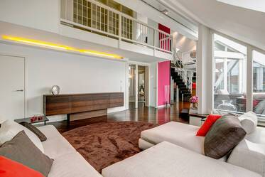 Exclusive designer penthouse apartment in prime location