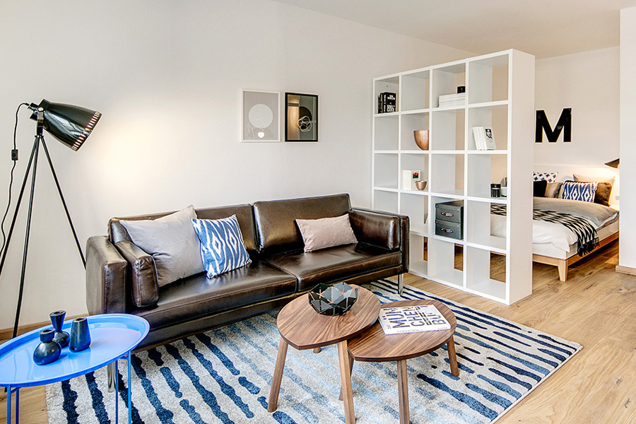 Studio | 1 room Apartments in Munich | For Rent