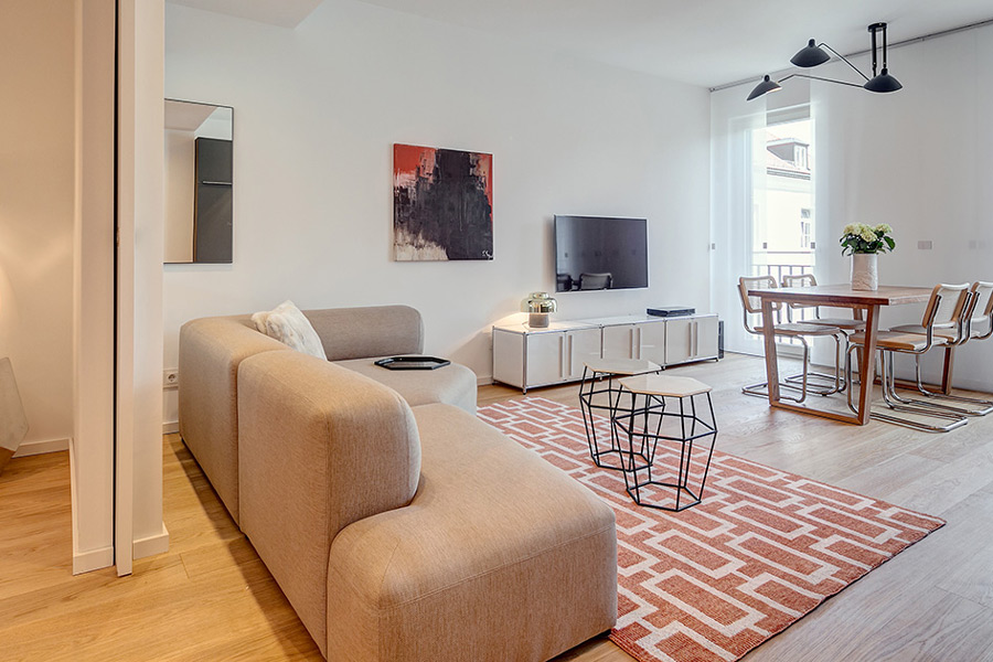 3 room Apartments in Munich | For Rent