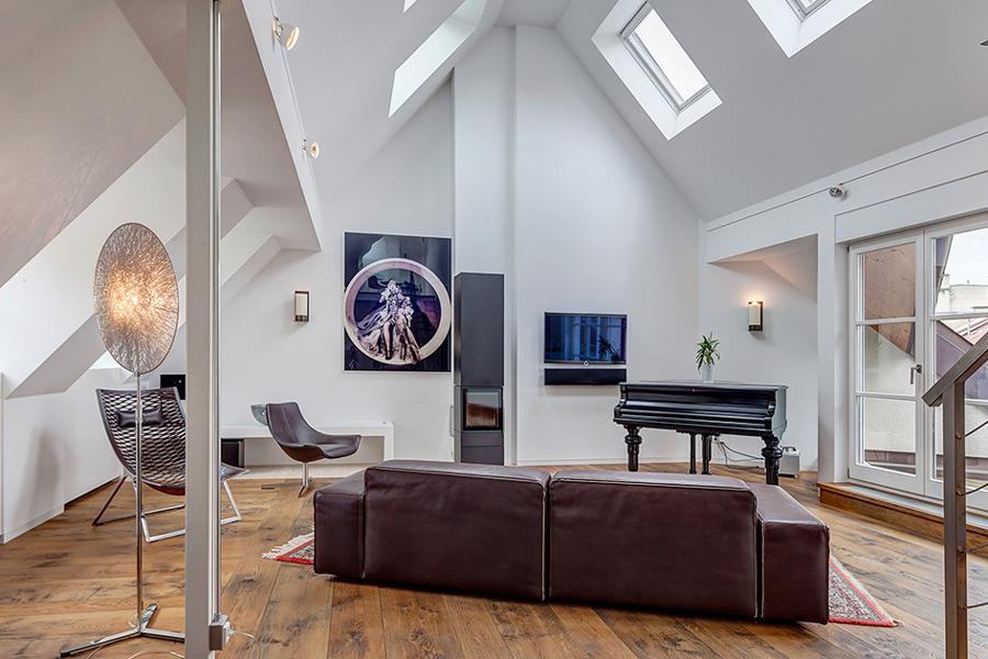 Luxury apartments in Munich | For Rent