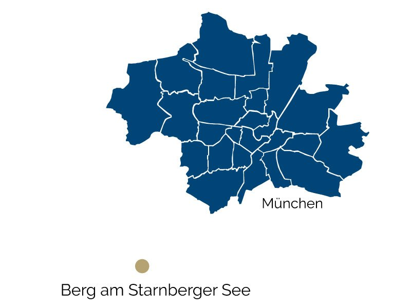 Berg am Starnberger See - © Mr. Lodge GmbH