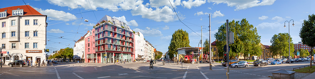 Schwabing-West - © Mr. Lodge GmbH